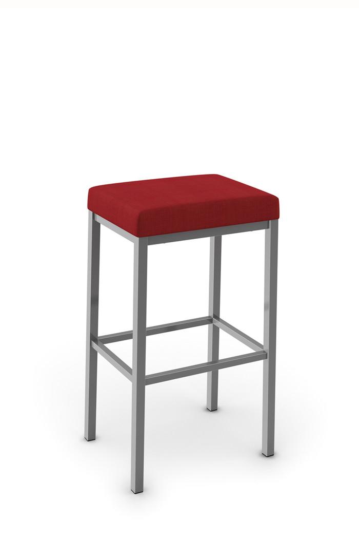 Amisco S Glint Backless Modern Swivel Counter Stool Free