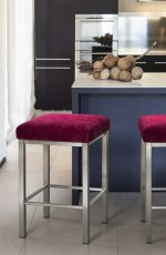 Trica Day Backless Stationary Stool