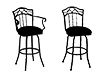 2 Barstools with or without arms
