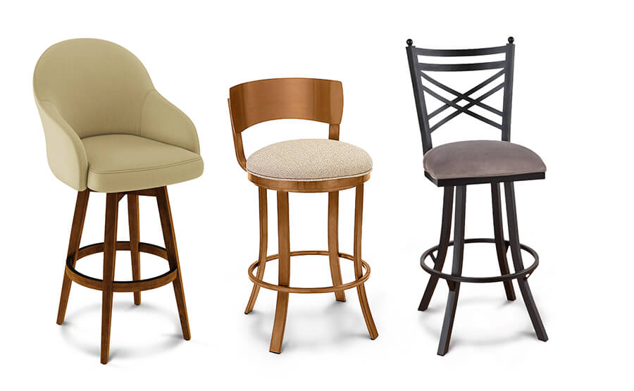 Surprising Kitchen Bar Stools Comfortable Bar Stools Barstool Comforts Uwap Interior Chair Design Uwaporg