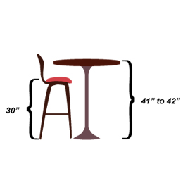Bar Height Bar Stools