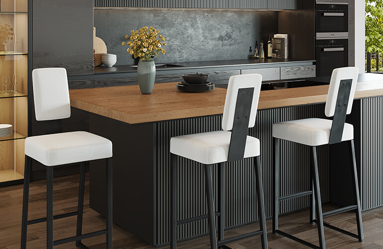 Bar Stool Spacing Guide for a Comfortable Fit