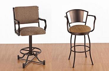 Comfortable bar stools
