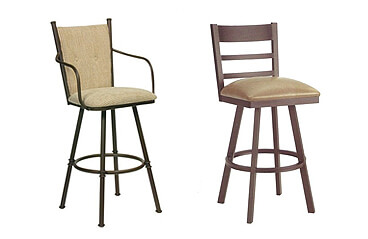 Arms or no arms on stools?