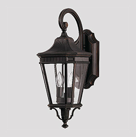 Sconces for the outdoors