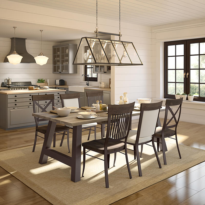 Mix Match Kitchen Chairs: Mixing & Matching Bar Stools And Chairs In Your Kitchen