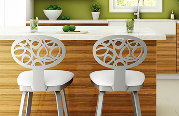 Spectator Height Bar Stools