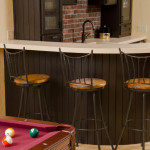 Home Bar Swivel Stools