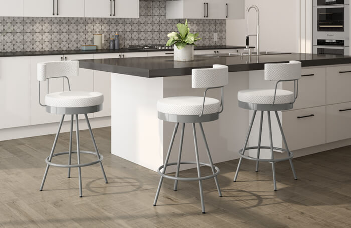 Modern Bar Stools Are Comfortable
