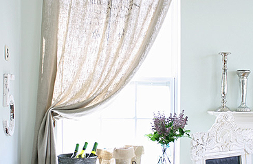 DIY Window Dressings for the Summer