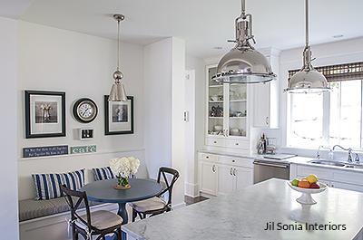 White Light, Kitchen Patterns