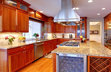 Kitchen layout design guide