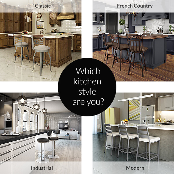 Kitchen style quiz