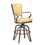 Lisa Furniture's 2545 Stool