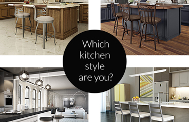 Which kitchen style are you quiz?