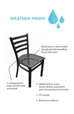 Benefits of the Jackie Outdoor Chair