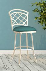 Callee's Baldwin Swivel Stool for Beach Homes
