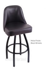 Holland Grizzly Swivel Counter Stool