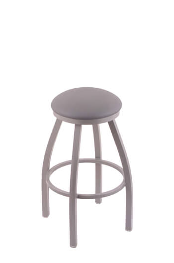 Holland Misha Backless Swivel Stool