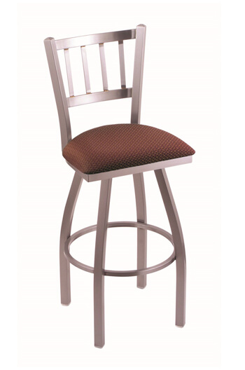 Holland S Contessa Metal Swivel Stool Available In 25