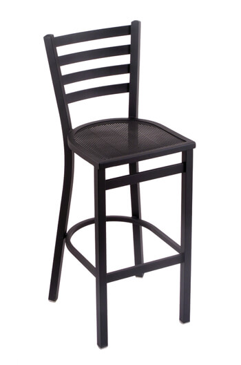 Lovely Spectator Height Outdoor Bar Stools