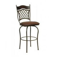 Lattice Back Bar Stools