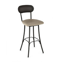 Open Back Bar Stools