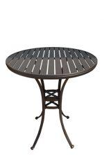 Ian Outdoor Aluminum Pub Table