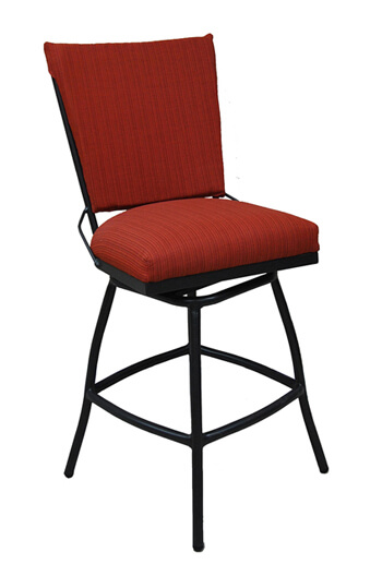 Jenna Armless Outdoor Swivel Bar Stool 26 Quot 30 Quot 34 Quot Free