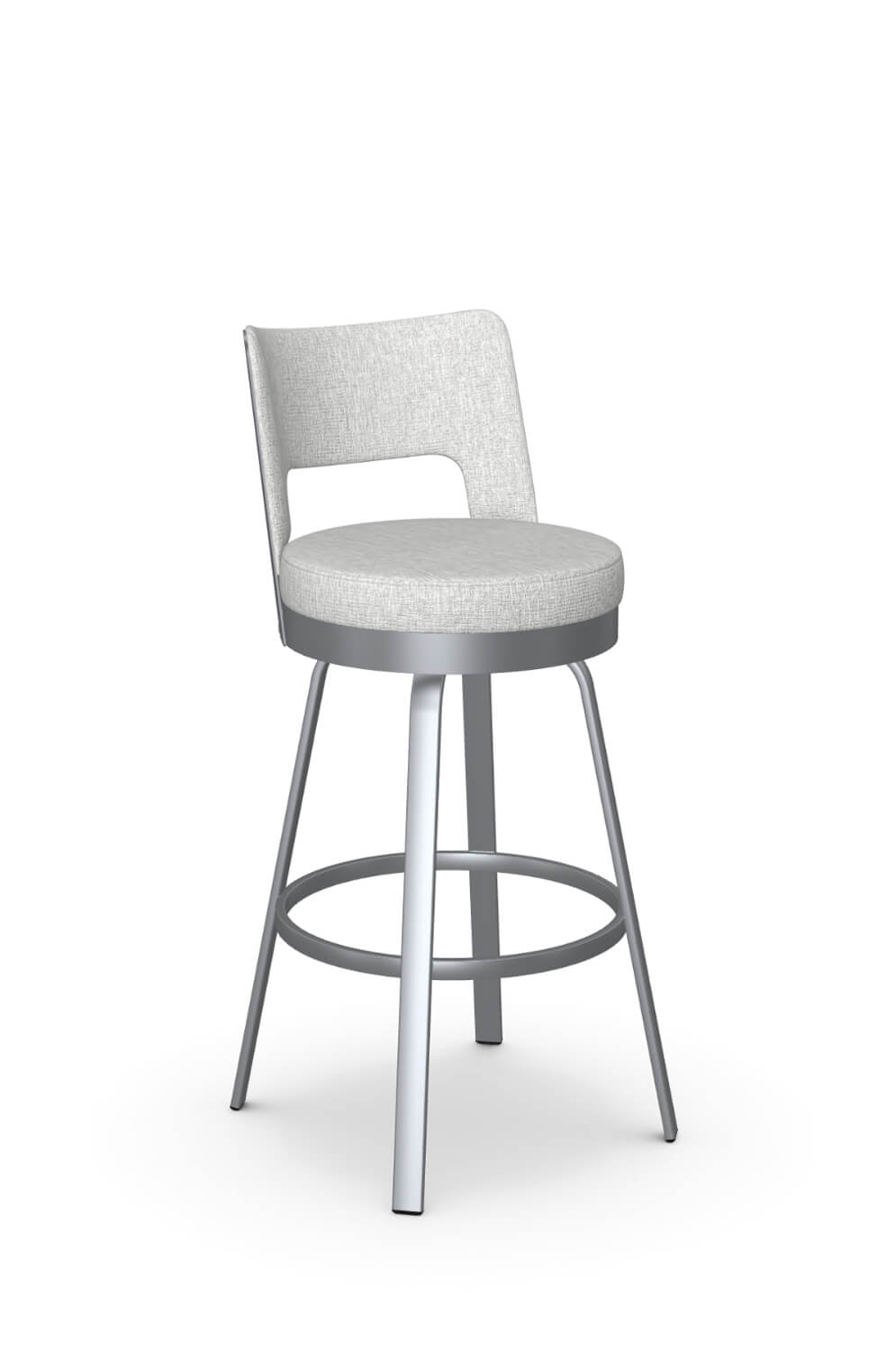 Amisco Brock Swivel Stool Free Shipping