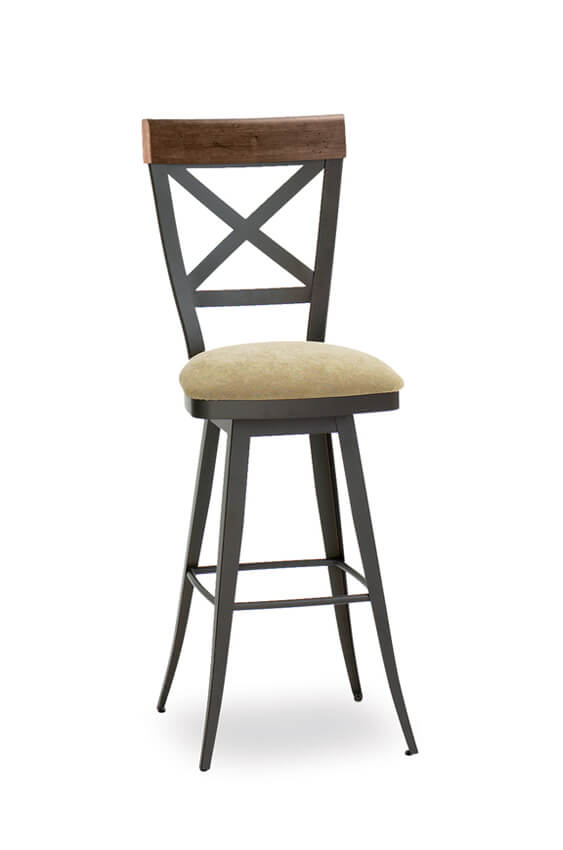 Terrific Kyle Swivel Stool Bralicious Painted Fabric Chair Ideas Braliciousco