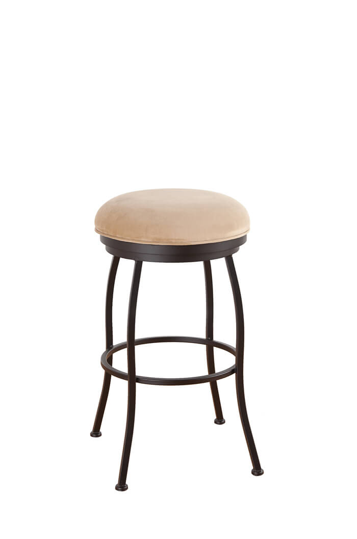 Callee Bristol Backless Swivel Stool