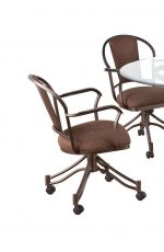 Callee Charleston Tilt Swivel Dining Chair