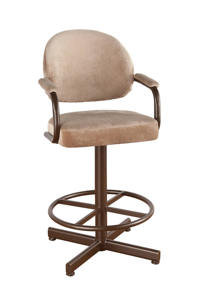 Callee Daytona Swivel Stool W Arms And Deep Seat Free