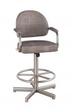 Callee Daytona Tilt Swivel Stool with Arms