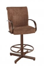 Callee Durant Swivel Stool with Arms