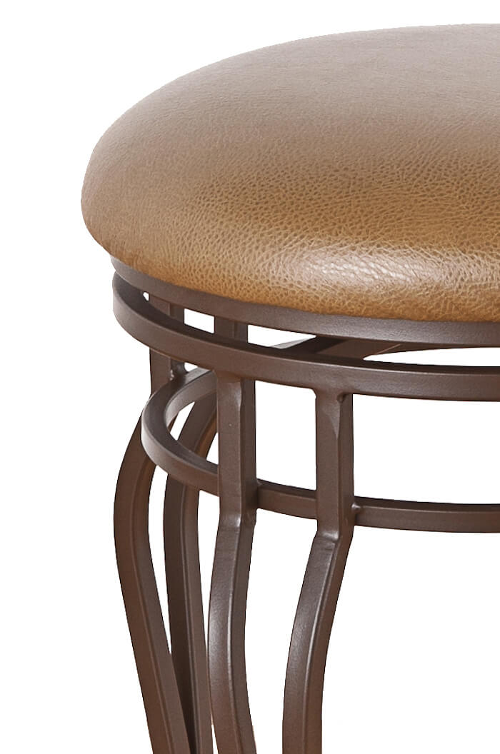 Callee Hayward Hartford Backless Swivel Stool Free