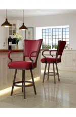 Callee Laguna Swivel Stool for Traditional Kitchens