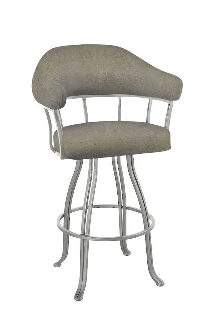 Callee London Swivel Bar Stool For Big Amp Tall People