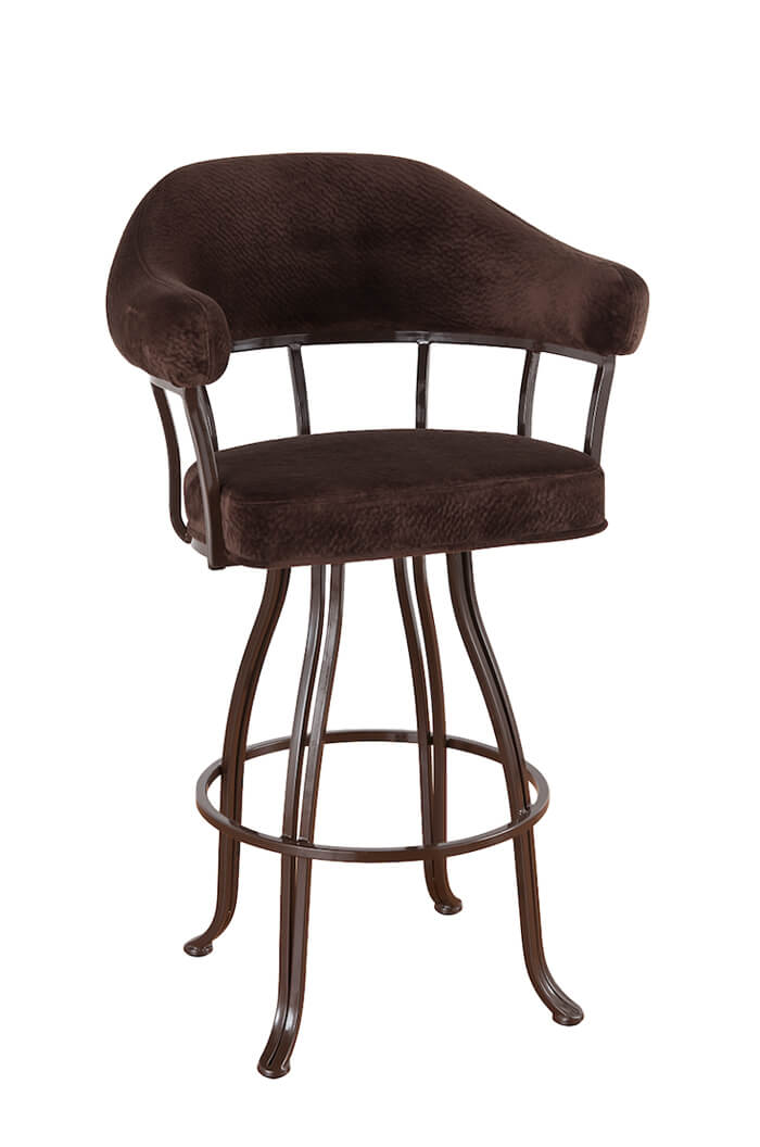 Callee London Swivel Stool with Arms