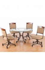 Callee's Madena Dining Chairs - Dinette Set
