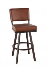 Callee Malibu Swivel Stool for Big and Tall People