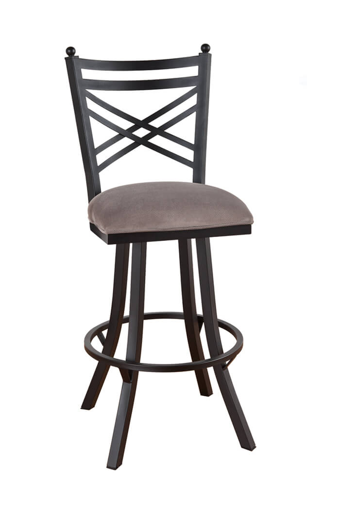 Callee Rochester Armless Swivel Stool