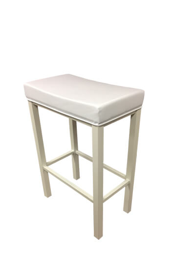 Buy Callee Soho Saddle Style Narrow Counter Stool Free