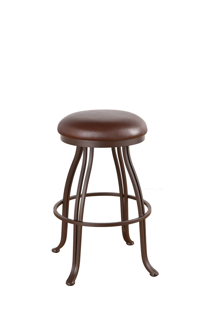 Callee Valencia Backless Swivel Stool