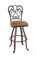 Callee's Valencia Swivel Stool