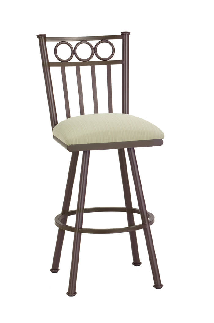 Callee Washington Swivel Stool with No Arms