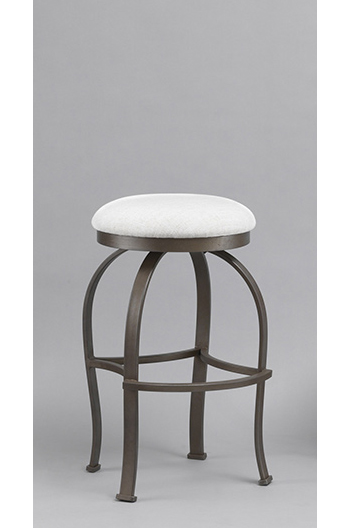 ... Eureka Backless Swivel Bar Stool ...  sc 1 st  Barstool Comforts & Wesley Allenu0027s Eureka Backless Swivel Counter or Bar Stool u2022 Ships ... islam-shia.org
