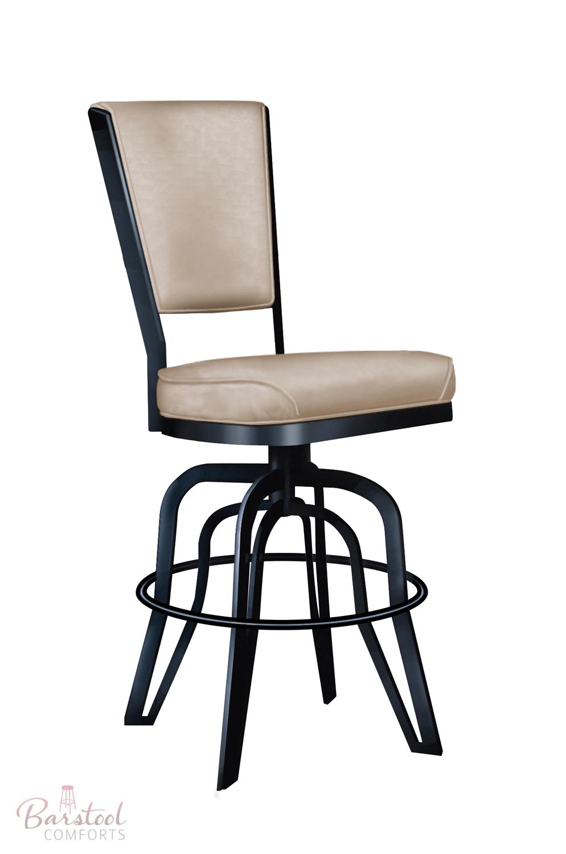 Lisa Furniture S 2545 Rocking Swivel Bar Stool Free Shipping