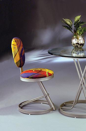 Ultra Modern Swivel Chair #1229